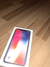 Apple I Phone X 256 GB Space Grey