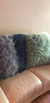 Fur pillows  Beltsville, 20705