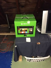 green and black portable generator Albany, 12209