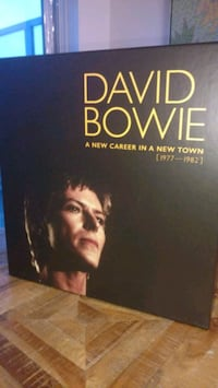 David Bowie Vinyl Box Set Toronto, M5A 4M2