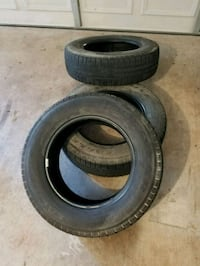 3 used Goodyear Tires. Lots of tread left Austin, 78732