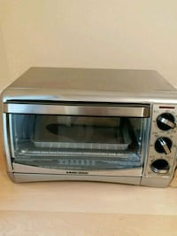 Small oven (black and decker)