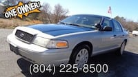 2010 Ford Crown Victoria police interceptor 145k super clean   Richmond