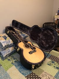 Epiphone EPJ-200 Acoustic/Electric Wilmington, 60481