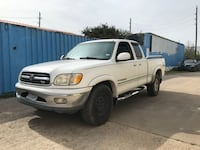 2004 Toyota Tundra LTD 4x4 Extended Cab Houston
