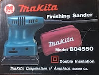 MAKITA Finishing sander Temple City, 91780