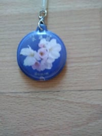 Cherry blossom charm with LED light. Foster City, 94404