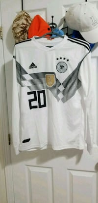 Authentic Sane World Cup Germany Jersey Name a Pri Ottawa, K1T 3Y6