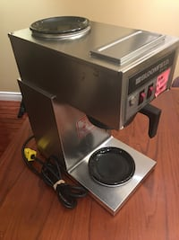 Commercial / Residential Coffee Maker by BLOOMFIELD