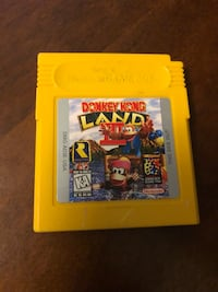 Donkey Kong Land 3 Game Boy Mississauga, L5C