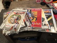 New 52 Harley Quinn Comics 0-23, Special Editions Baltimore, 21227