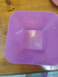 Purple plastic serving bowl College Station, 77845