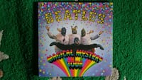 Beatles-Magical Mystery Tour Bookw/ 2 LP45s Parlap Independence, 64053