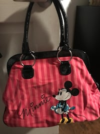Minnnie Mouse travel tote