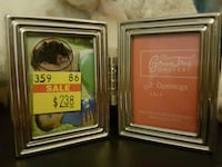 rectangular silver Green Tree Gallery 2 Openings photo frame Pacific, 63069