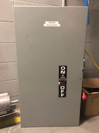 400 amp ge disconnect  Revere, 02151