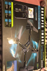 Sharper image streaming drone Indianapolis