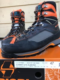 Scarpa hiking boots Los Angeles, 90272
