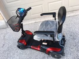 Phoenix 4-Wheel Heavy Duty Mobility Scooter by Drive Medical - $1500