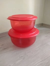 Tupperware kristalin 2.100 ml. Ve 3.500 ml. Yalı Mahallesi, 35550