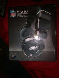 Philadelphia eagles headphones only use once