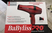 Brand New Salon Professional Babyliss Pro Blow dryer Brampton, L6Z