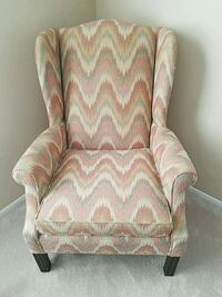 Wingback Chair Bowie, 20715