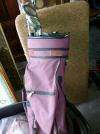 Gulf clubs and bag 10$ Tulsa, 74133