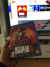 Red Dead Redemption 2 - Ps4 8471 km