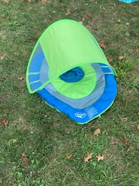 *Swimways Baby Floater with removable cover Elkridge, 21075