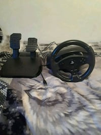 USB racing wheel for ps4/ps3