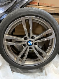 2015 BMW 4 Series Rim and Tire package Vaughan