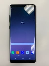 Samsung Note 8 64 Gb Unlocked Black 10/10 Mississauga, L5B 3A3
