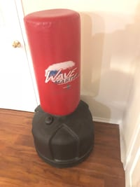Heavy bag/ punching bag mint condition  773 km