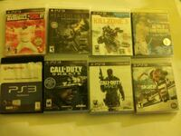 PlayStation 3 Games Sussex, 07461
