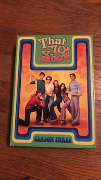 That 70s Show Season 3 DVD