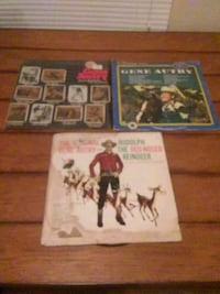 Gene Autry 45s records Midwest City, 73130