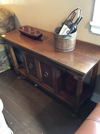 Able Sideboard / Buffet on Casters Wilton, 06897
