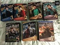Harry Potter Blu-Ray Collection Worcester, 01610