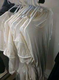 10 2xl white  t-shirts  Littleton, 03561