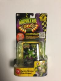 Monster 500 action figure