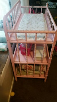 JENNY LIND CHANGING TABLE Seagoville, 75159