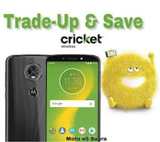 Cricket Wireless trade up