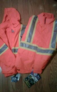 Safety jacket 3 in 1
