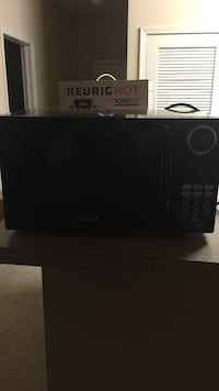 black and gray microwave oven Fayetteville, 28311