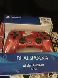 Red PS4 controller Coatesville, 19320