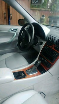2002 Mercedes C240 White Rock