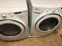 Whirlpool Duet Washer Dryer $450 negotiable  Cedar Park, 78613