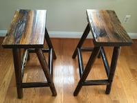 Wooden bar stools Falls Church, 22043
