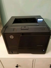 Like New HP LaserJet Pro M401n b&w printer Ajax, L1T 4X6